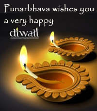 Punarbhava wishes you a very Happy Diwali